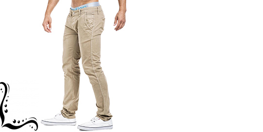 pantalons chino homme pa cher
